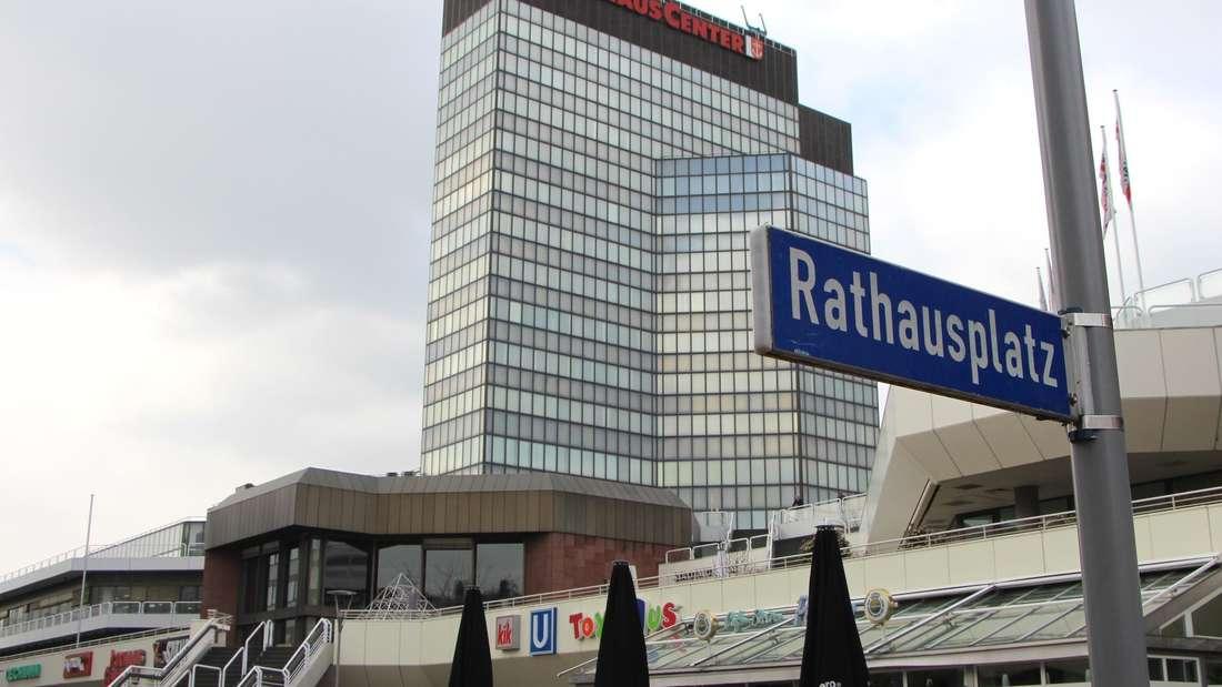 Die Stadt Ludwigshafen sucht dringend einen zentralen Stadtort für das neue Rathaus. (Archiv)