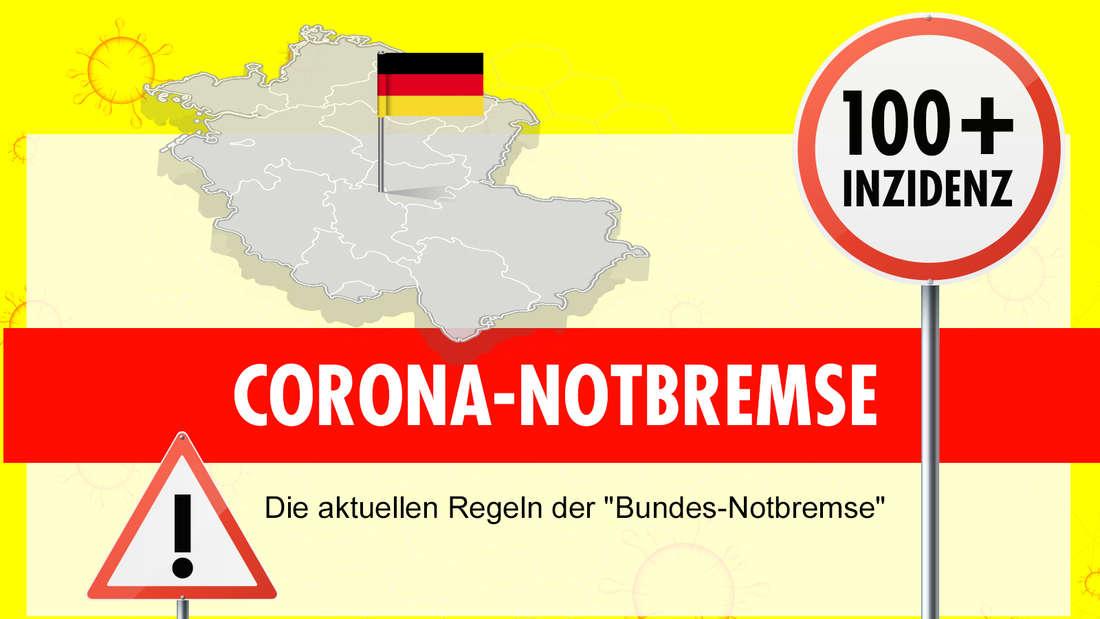 In Deutschland greift die Bundes-Notbremse