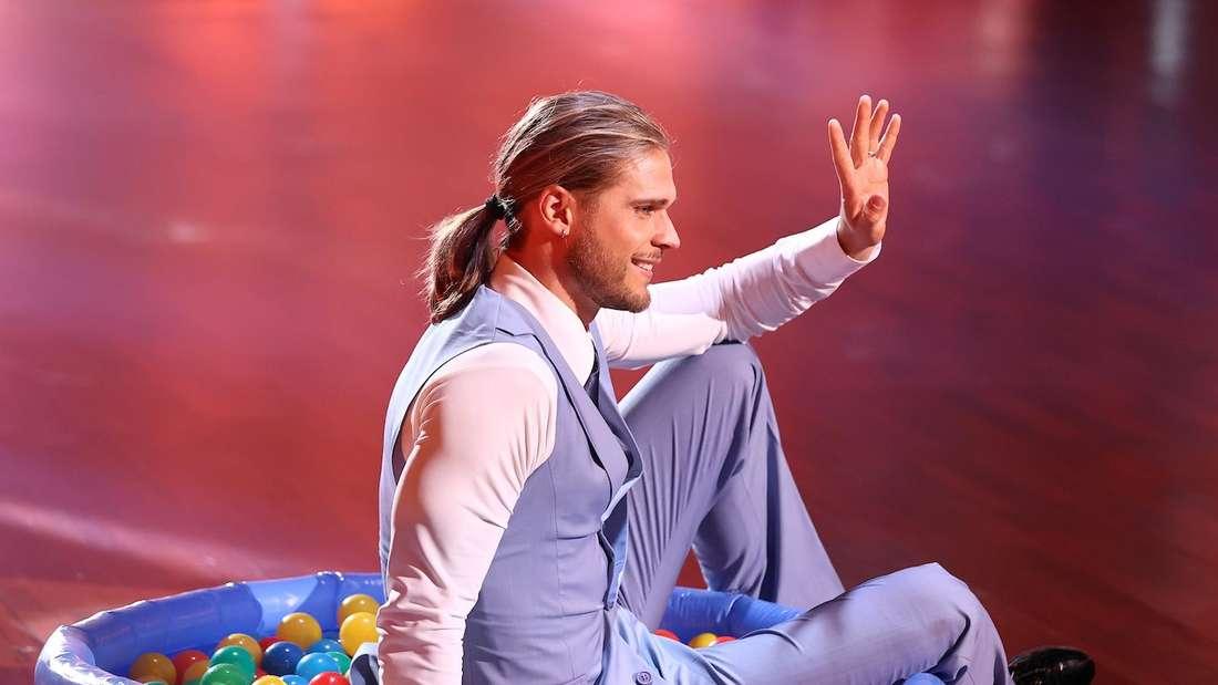 Rúrik Gíslason begeistert die TV-Zuschauer bei Let's Dance.