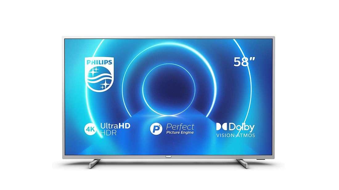 Produktbild Philips TV 58PUS7555/12 Fernseher