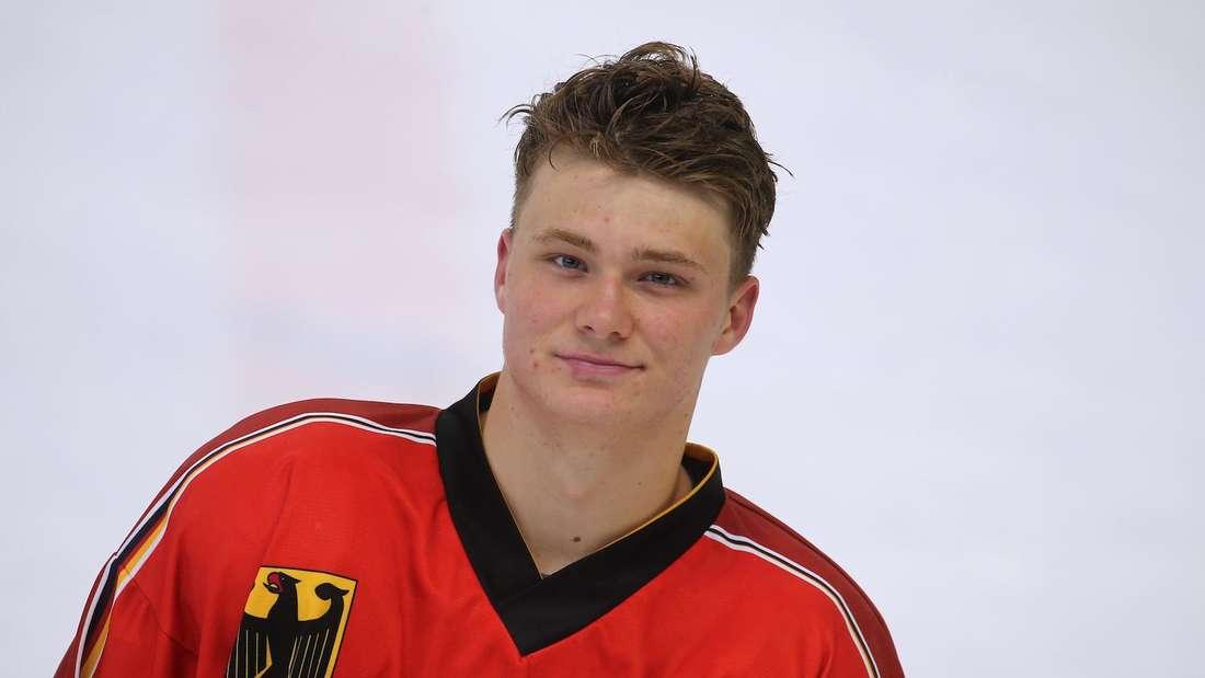 Tim Stützle wird dem DEB-Team bei der Eishockey-WM fehlen.