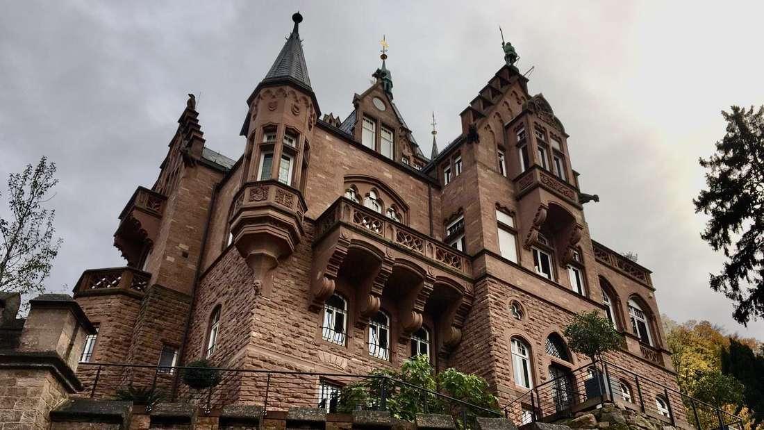 Heidelberg: Das Anwesen der Burschenschaft Normannia. (Archivbild)