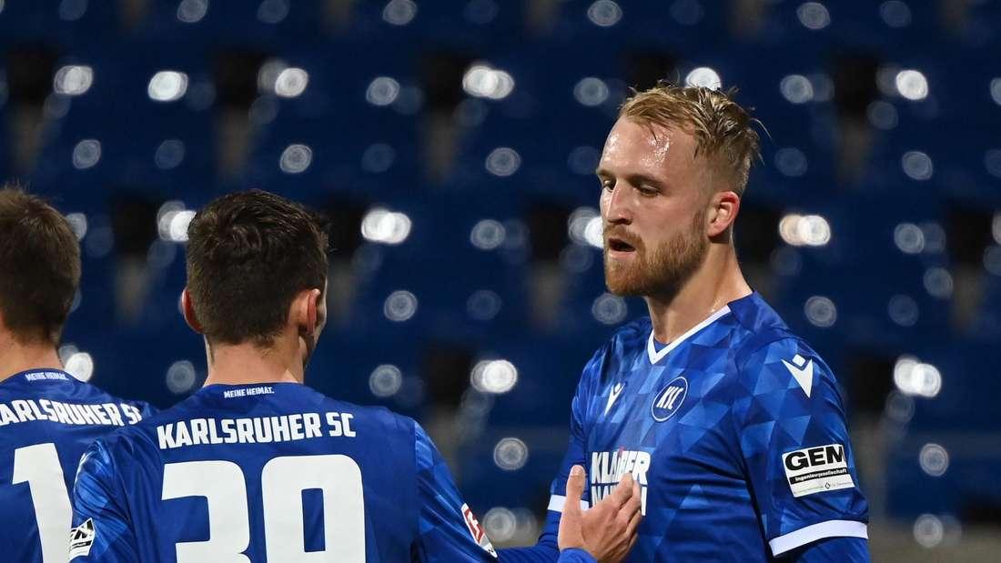 Der Karlsruher SC empfängt Hannover 96. (Archivfoto)