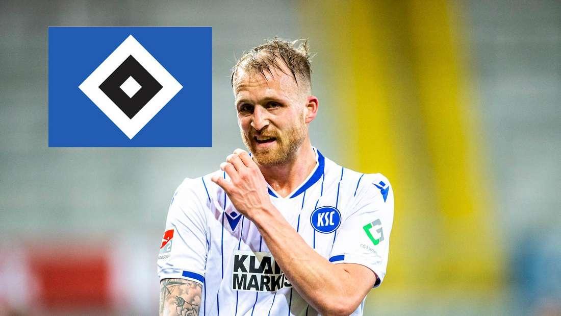 KSC-Stürmer Philipp Hofmann wechselt nicht zum Hamburger SV.