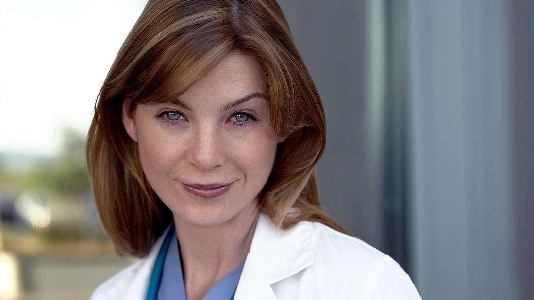 """Ellen Pompeo als Meredith Grey in der Serie """"Grey's Anatomy""""."""