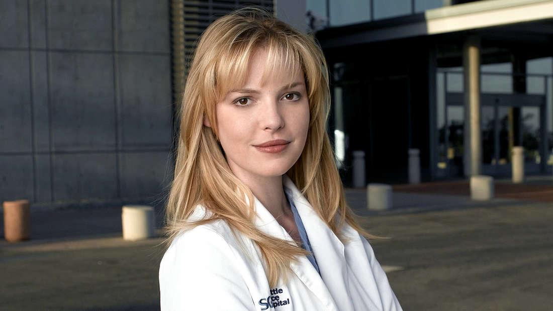 """Katherine Heigl in der Serie """"Grey's Anatomy""""."""