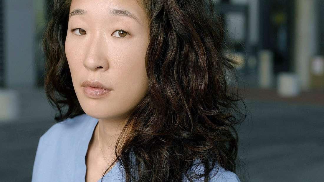 """Sandra Oh in der Serie """"Grey's Anatomy""""."""