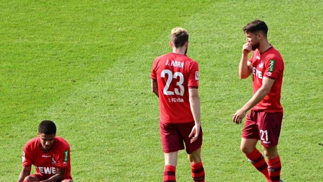 Köln benötigt Sieg gegen S04