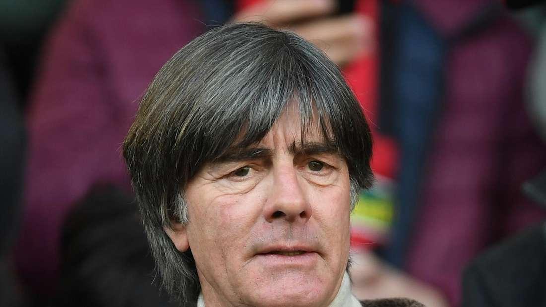 Joachim Löw ist seit 2006 Bundestrainer beim DFB.