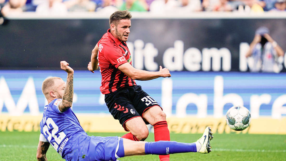 Die TSG Hoffenheim empfängt heute den SC Freiburg.
