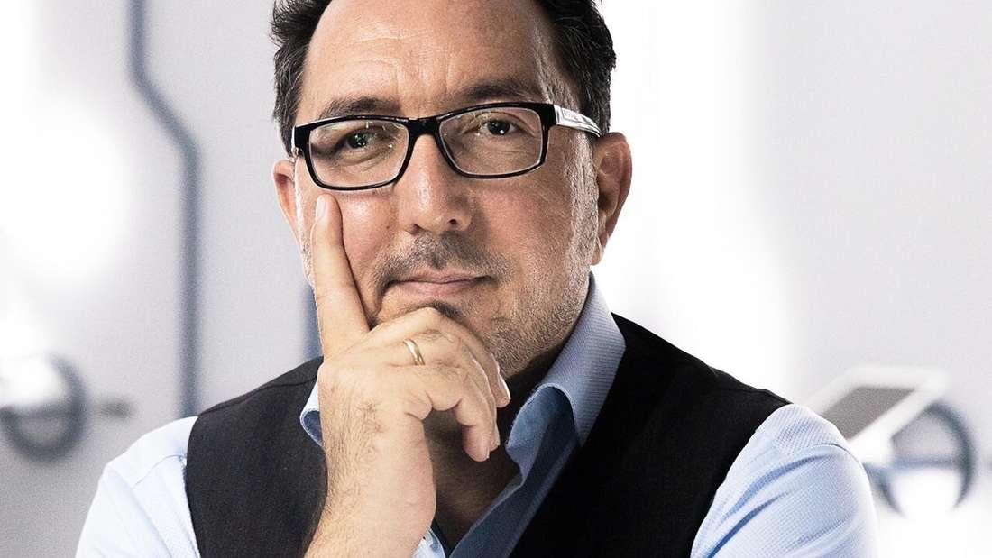 Der Walldorfer SAP-Personalchef Cawa Younosi ist zuständig für 25.000 Beschäftigte des Software-Riesen.