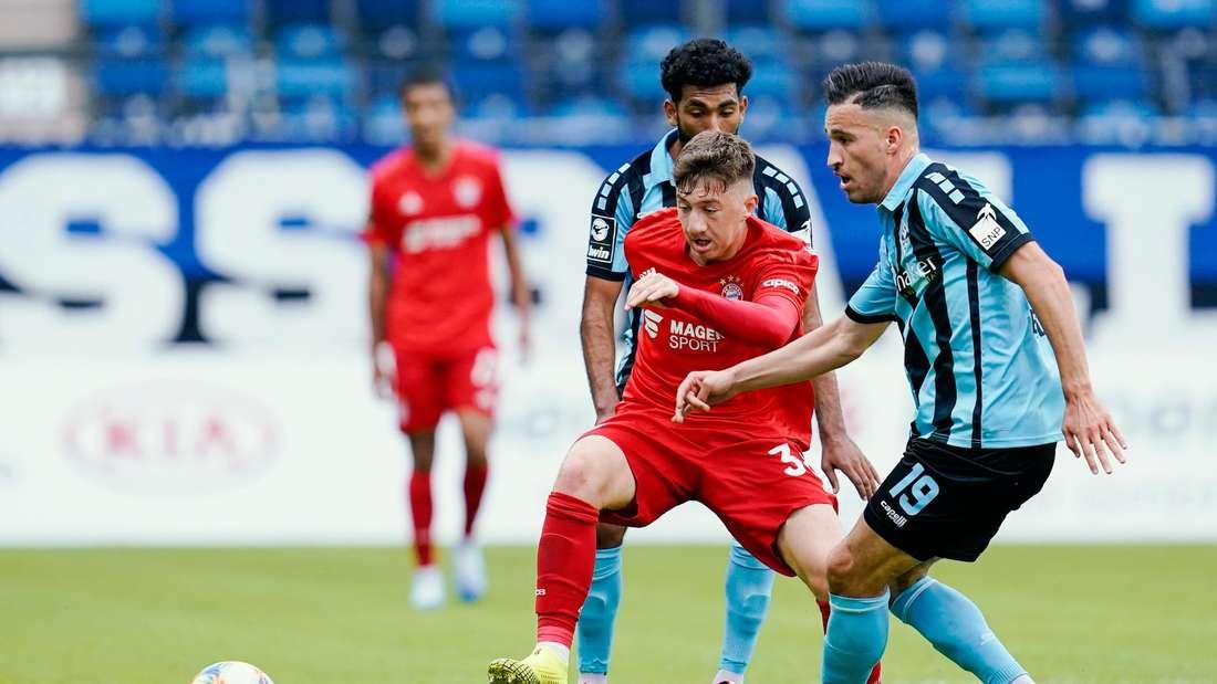 Angelo Stiller wechselt vom FC Bayern II nach Hoffenheim.