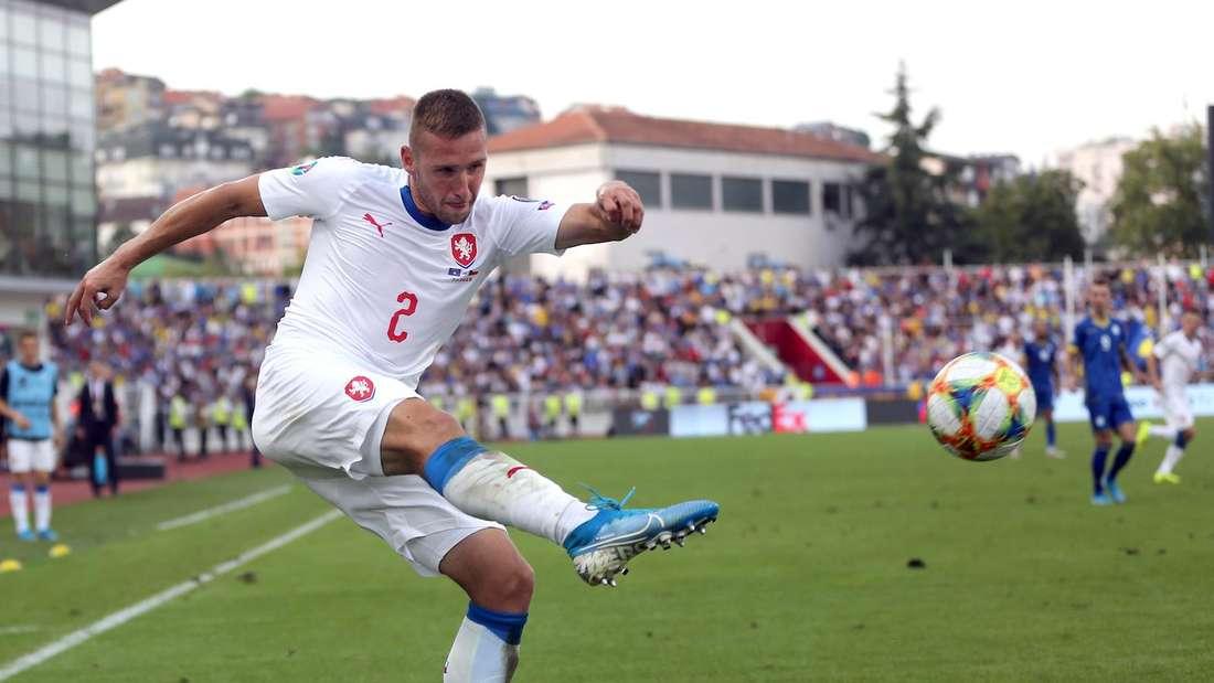 Pavel Kaderabek nimmt mit Tschechien an der EM 2021 teil.