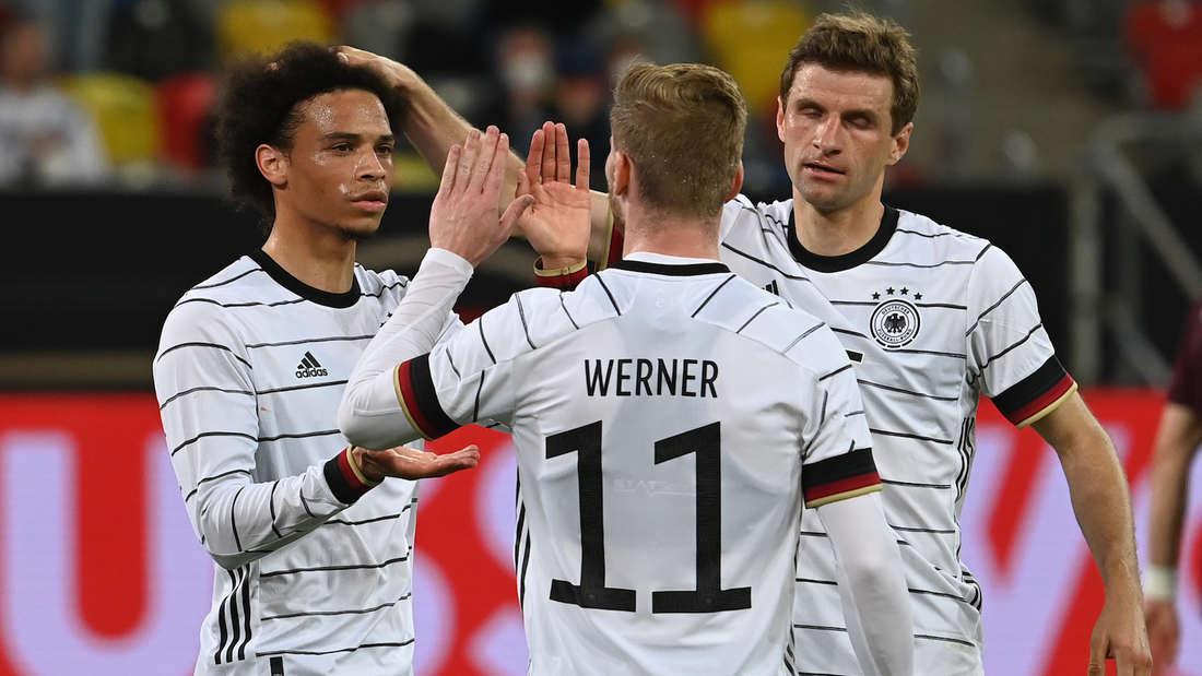 Deutschland trifft zum EM-Auftakt auf Frankreich.