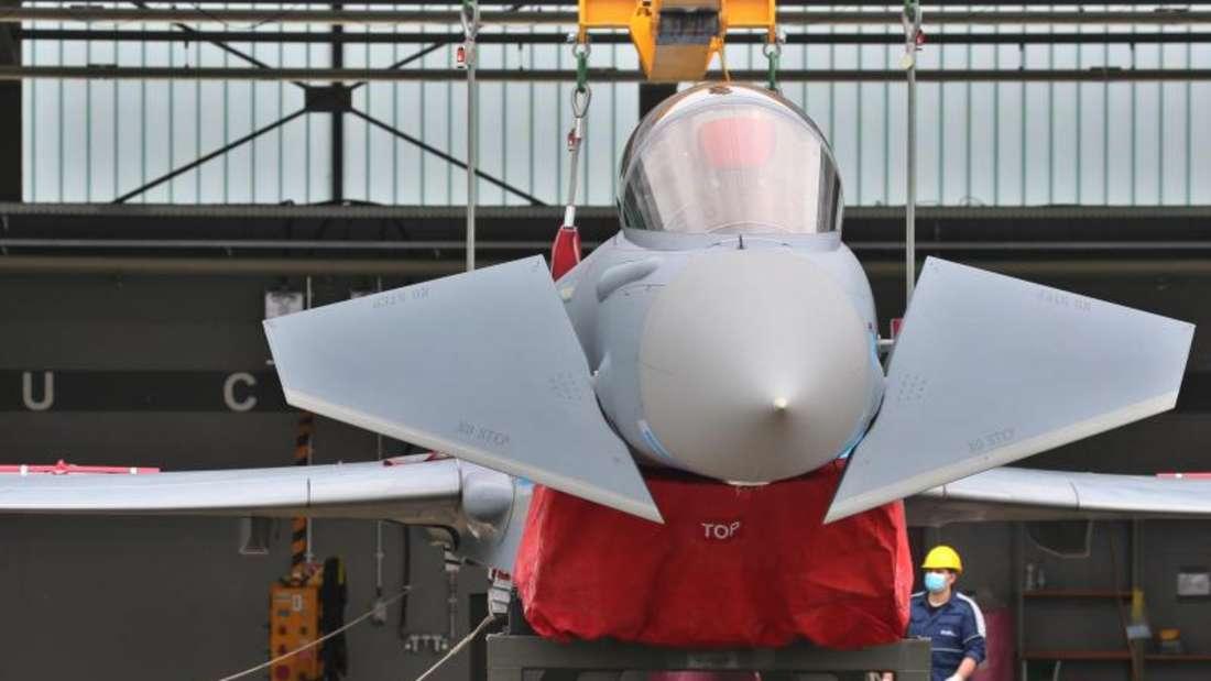 Ablösung des Eurofighters