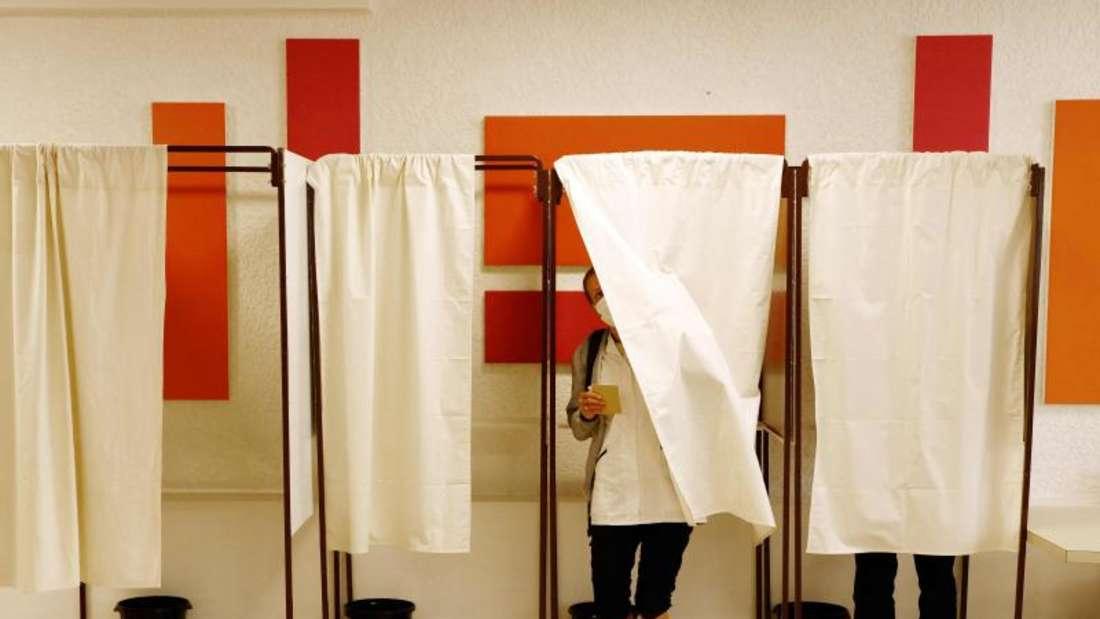 Regionalwahlen in Frankreich