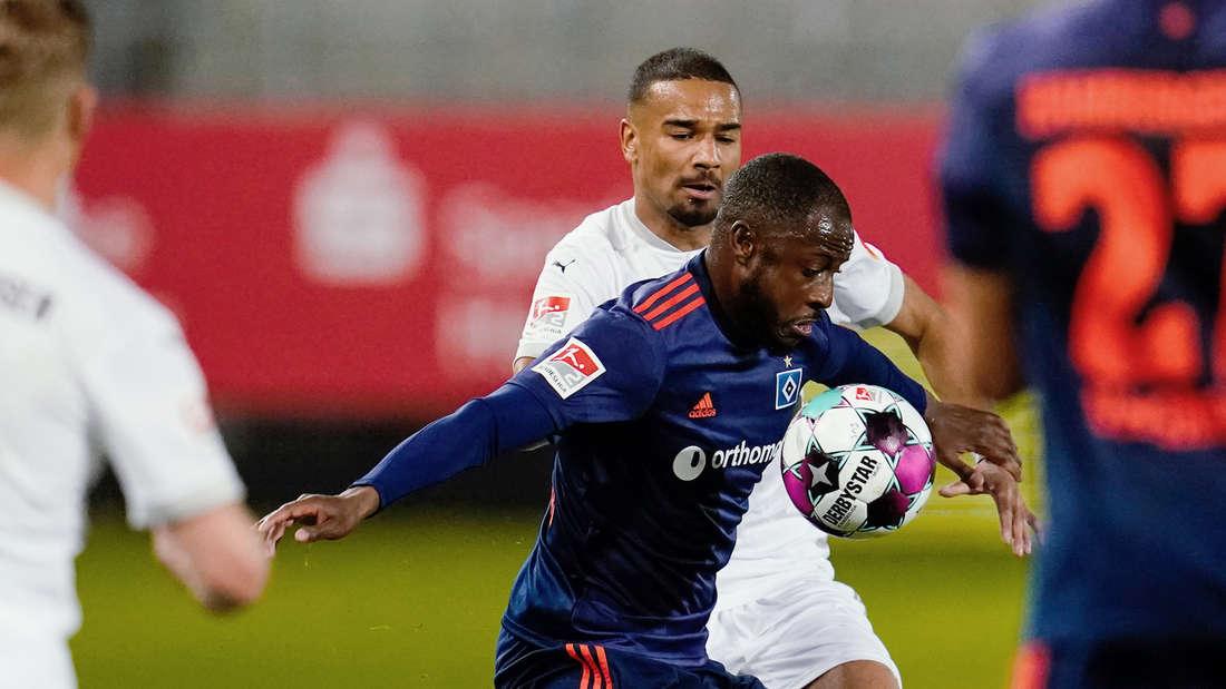 Der SV Sandhausen hat zuletzt gegen den HSV gewonnen.