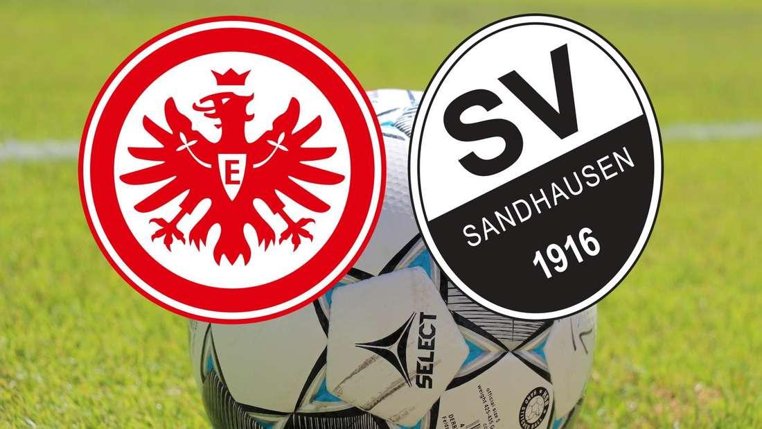 Eintracht Frankfurt bestreitet ein Testspiel gegen den SV Sandhausen.