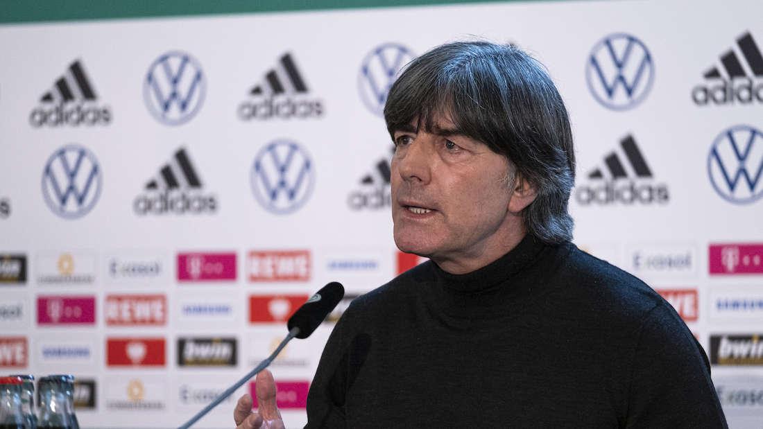 Joachim Löw verlässt den DFB nach 17 Jahren.