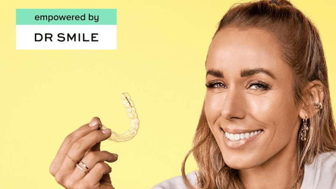 DR SMILE: Zähne begradigen ohne feste Spange und ohne OP.