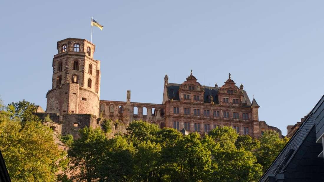 Das Schloss Heidelberg lockt jährlich mehrere Millionen Besucher in die Stadt am Neckar