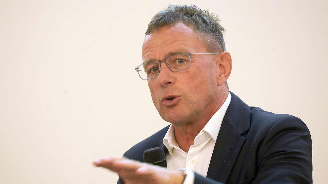 Ralf Rangnick hat eine Beraterfirma gegründet.