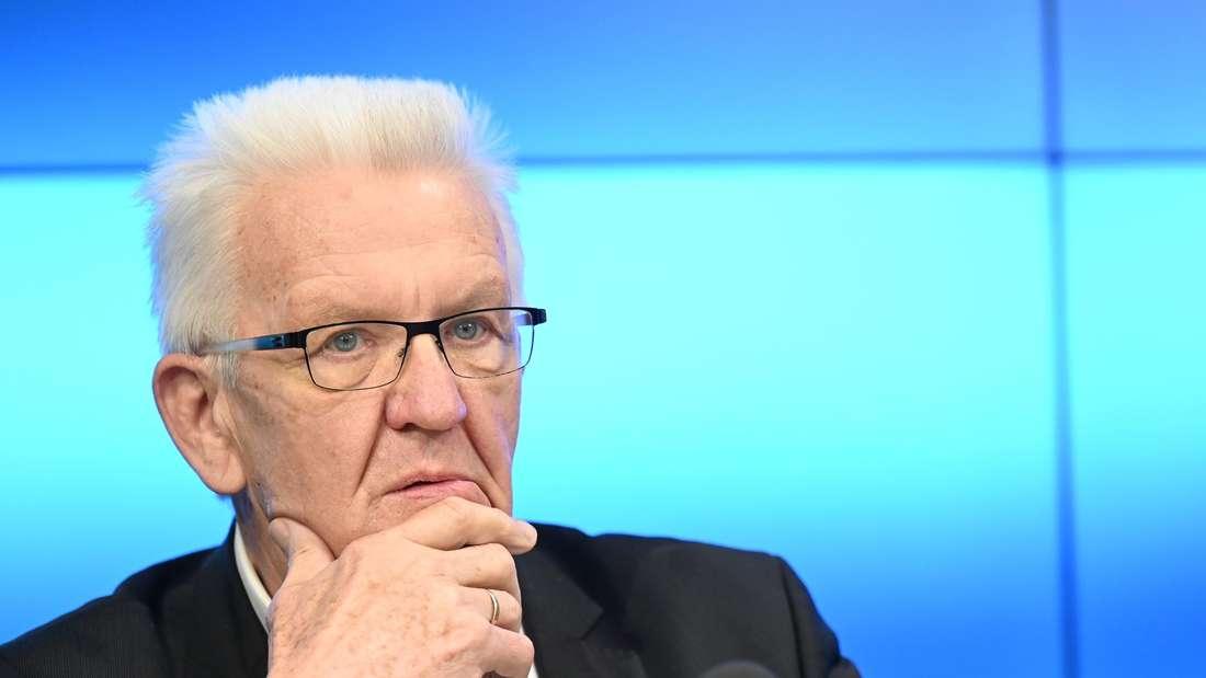 Winfried Kretschmann (Grüne)