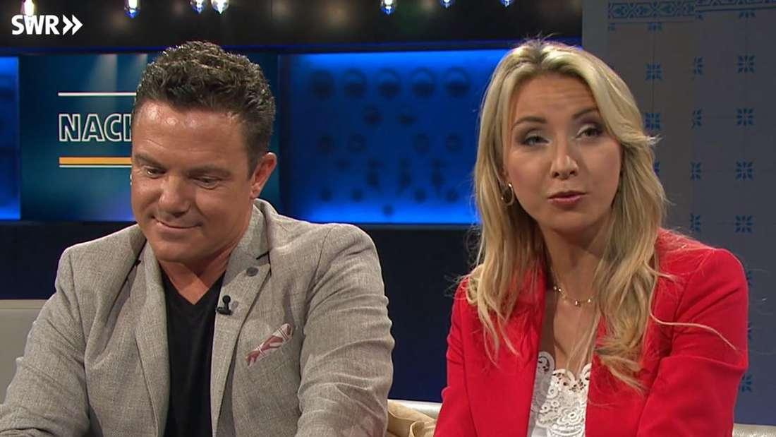 Stefan Mross und Anna Carina Woitschak