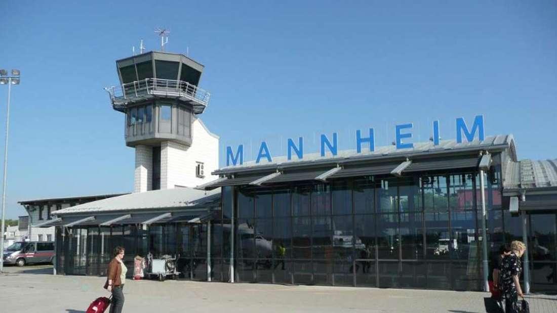 Der City-Airport in Mannheim. (Archivfoto)
