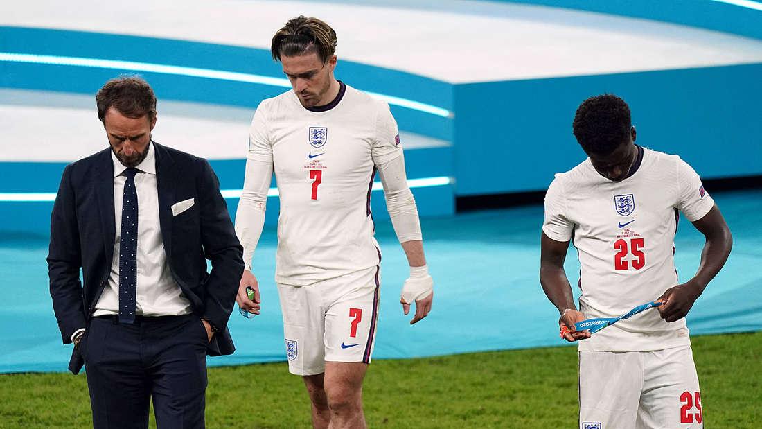 Gareth Southgate und sein Team haben das EM-Finale verloren.