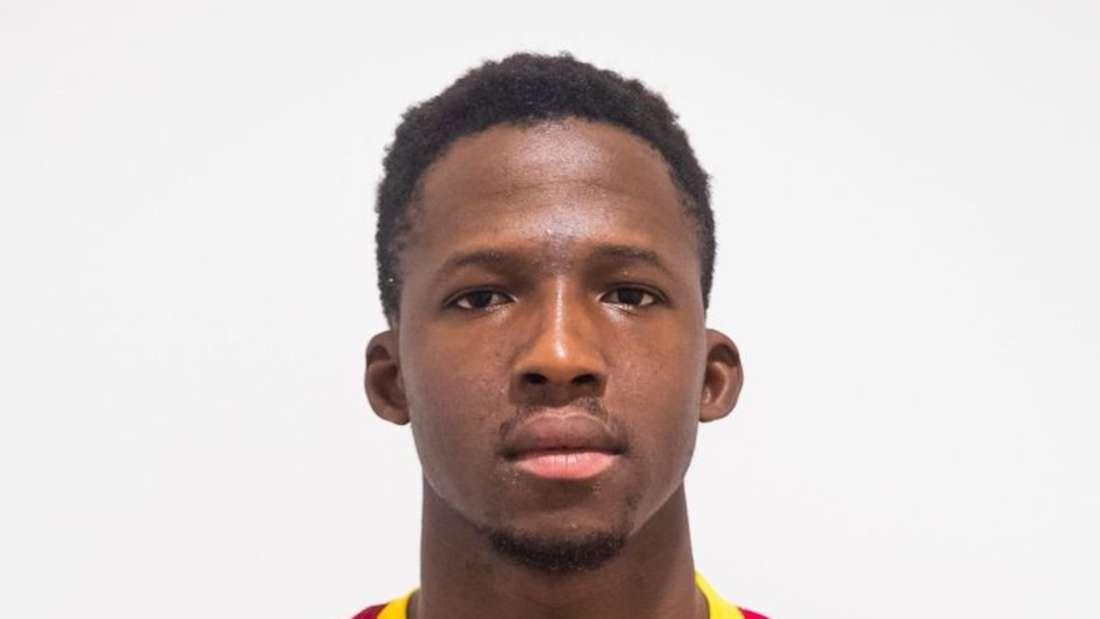 Mamadou Diocou wird für zwei Jahre vom FC Barcelona an die Löwen ausgeliehen.