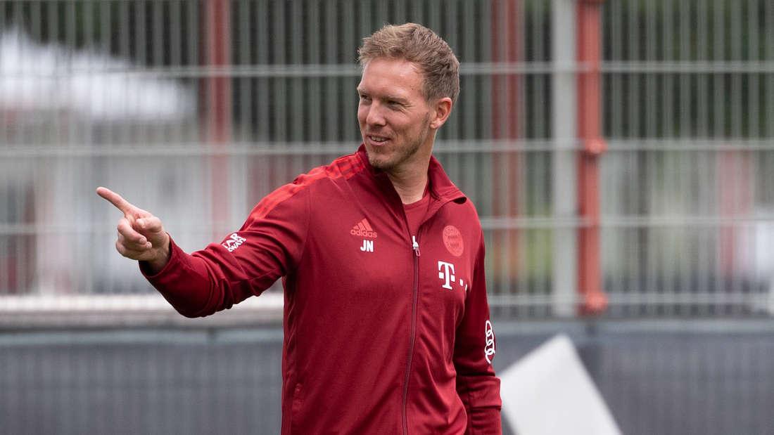 Julian Nagelsmann ist neuer Trainer des FC Bayern München.