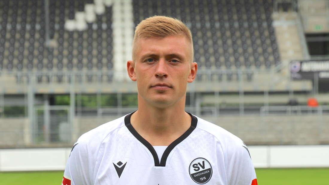 SV Sandhausen: Aleksandr Zhirov