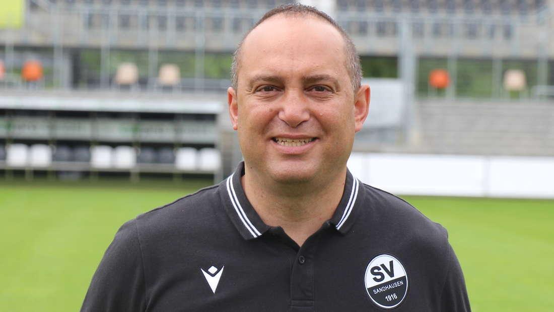 SV Sandhausen: Der Sportliche Leiter Mikayil Kabaca