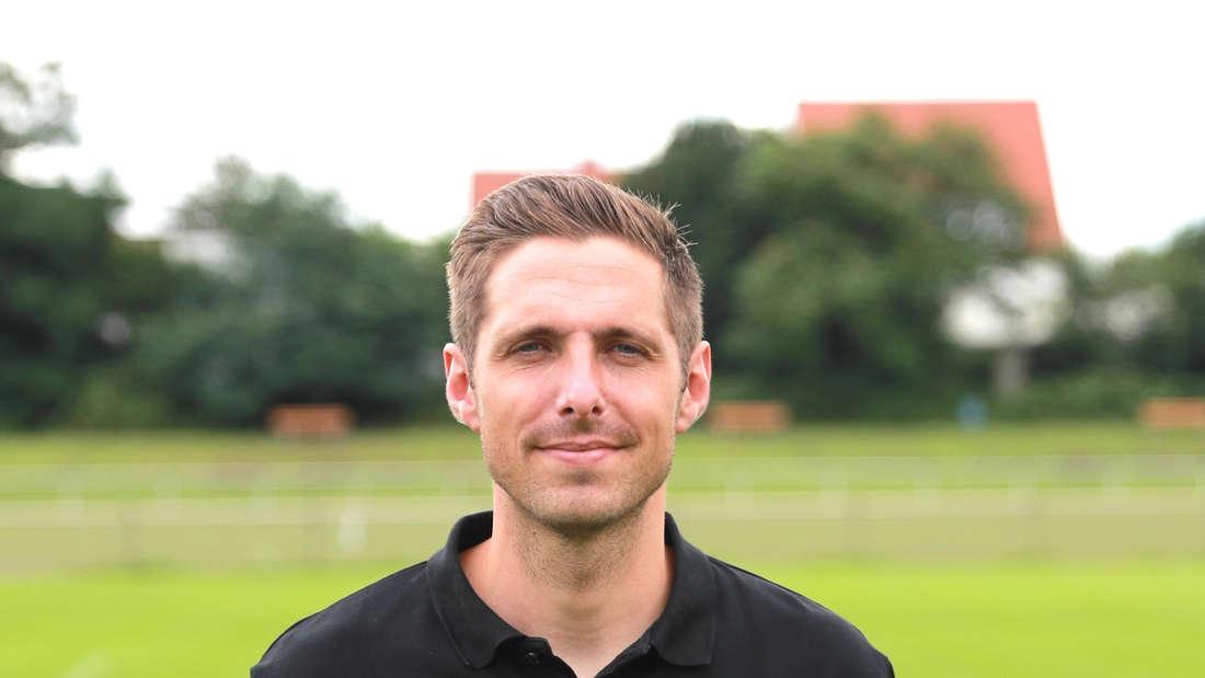 Co-Trainer Maximilian Mehring