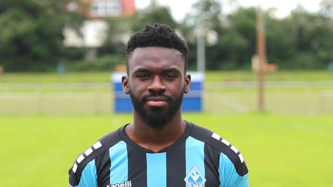 Joseph Boyamba -SV Waldhof Mannheim