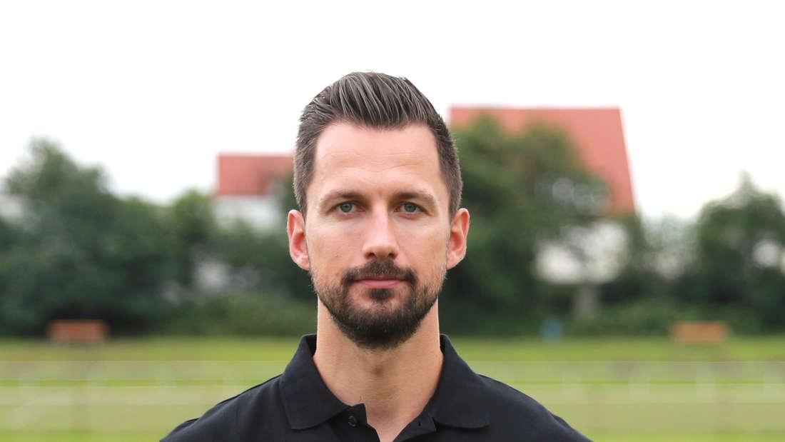 Physiotherapeut Florian Braband
