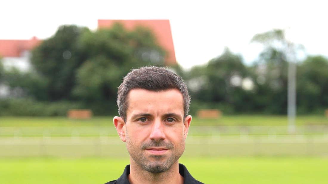 Torwart-Trainer Dennis Tiano