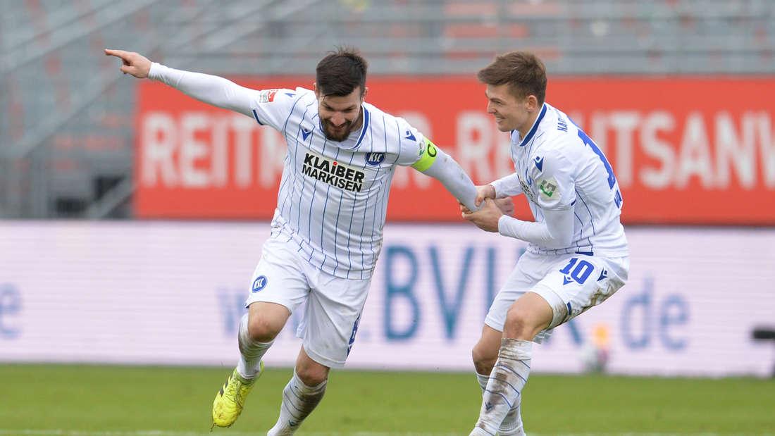 Der Karlsruher SC gastiert am ersten Spieltag beim F.C. Hansa Rostock.