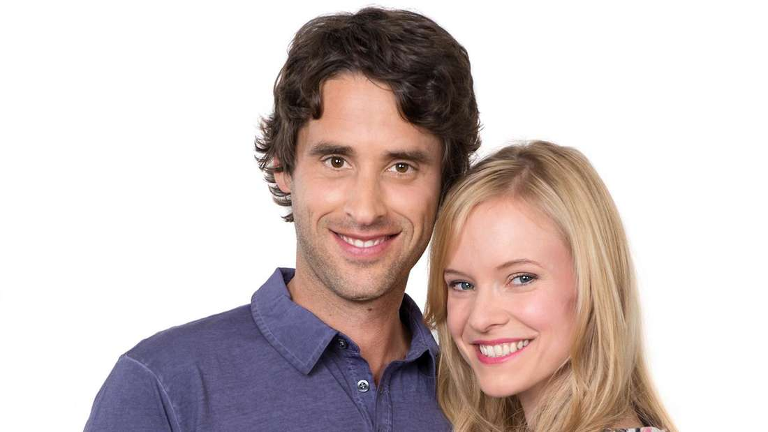 """Traumpaar Sebastian und Luisa aus Staffel 11 von """"Sturm der Liebe"""""""