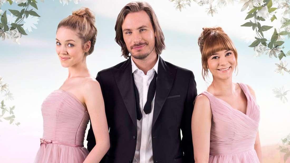 """Ellla, William und Rebecca aus Staffel 13 von """"Sturm der Liebe"""""""