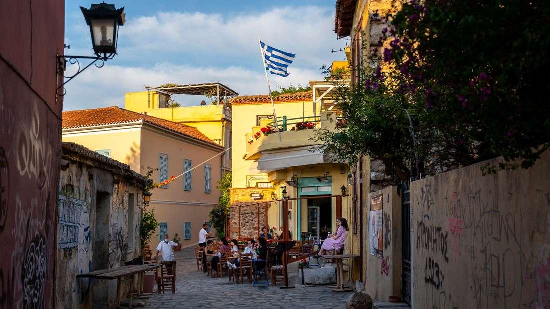 Griechenland verschärft Corona-Maßnahmen