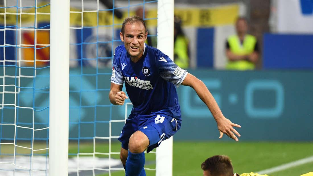 Manuel Stiefler hat in Deutschland zuletzt für den Karlsruher SC gespielt.