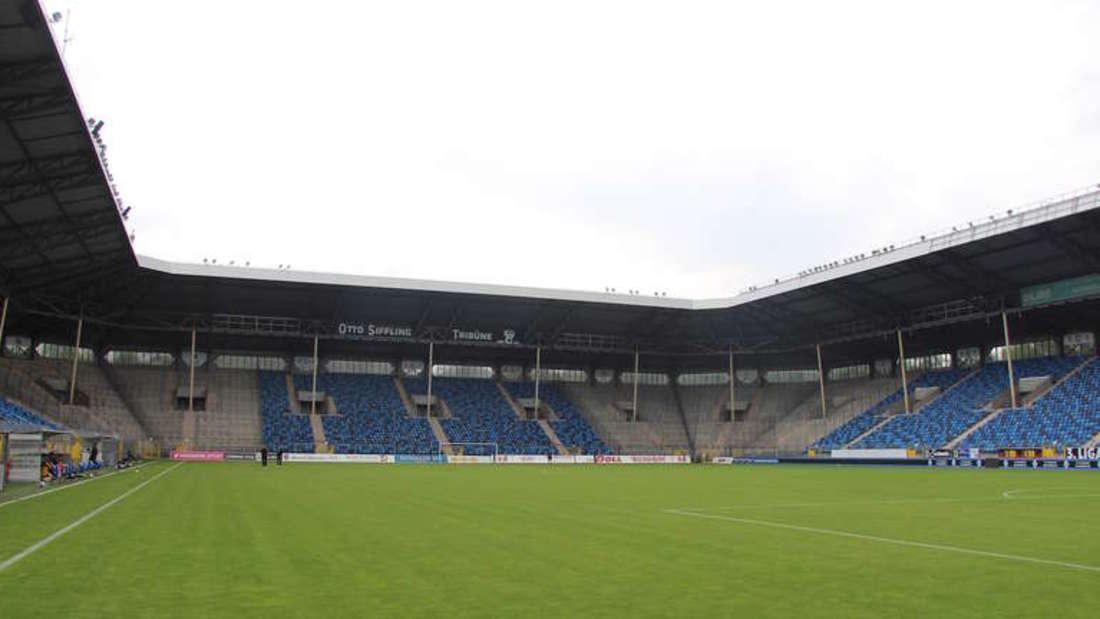 14.581 Zuschauer sind am Samstag im Carl-Benz-Stadion zugelassen.
