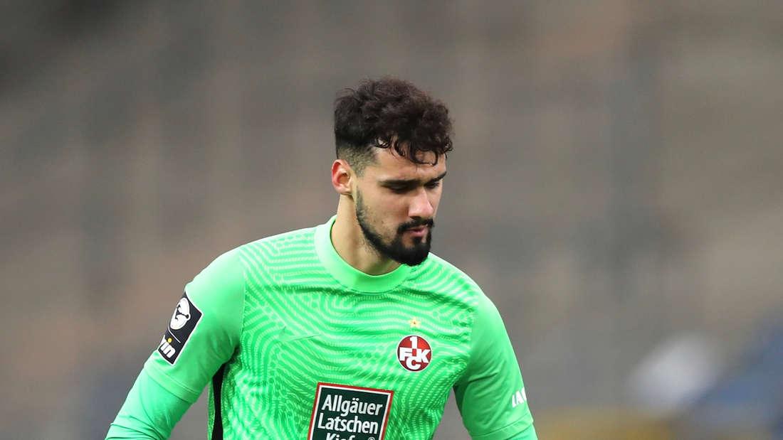 Der FCK um Keeper Avdo Spahic muss nach Ingolstadt.