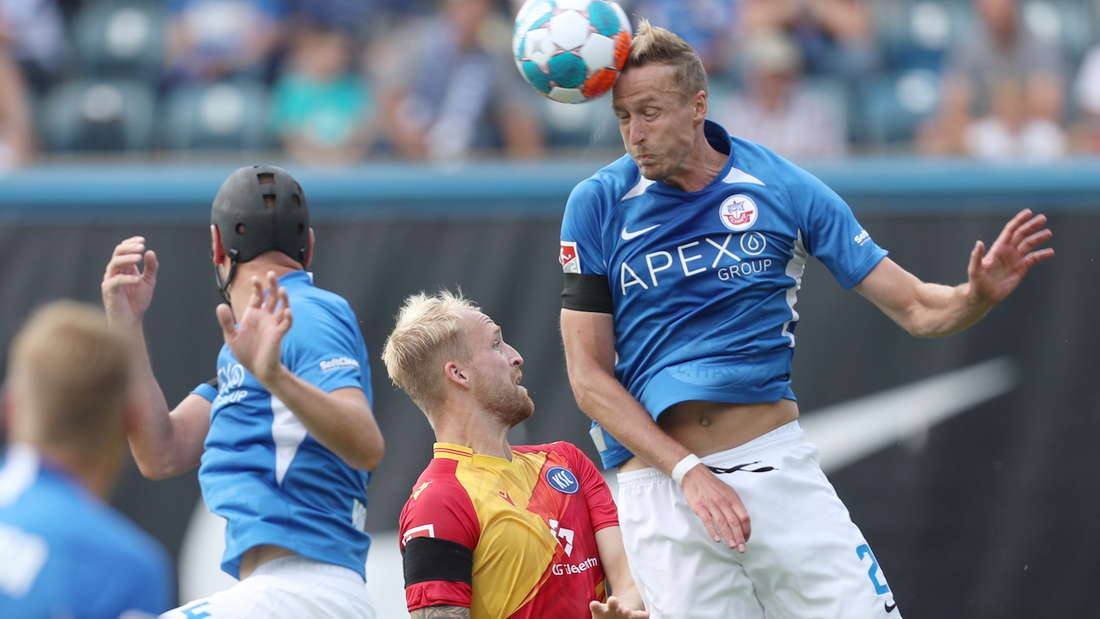 Hansa Rostock – Karlsruher SC
