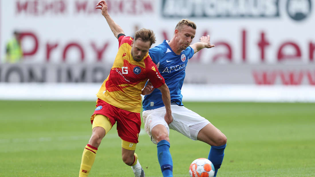 Hansa Rostock –Karlsruher SC