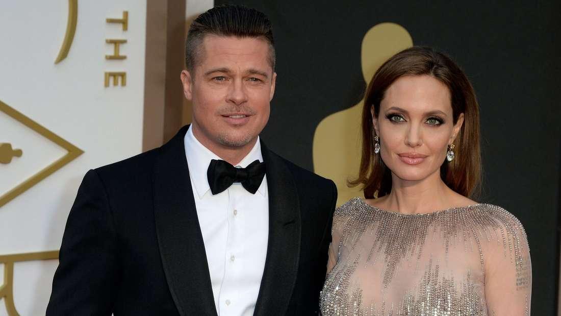 Jolie und Pitt