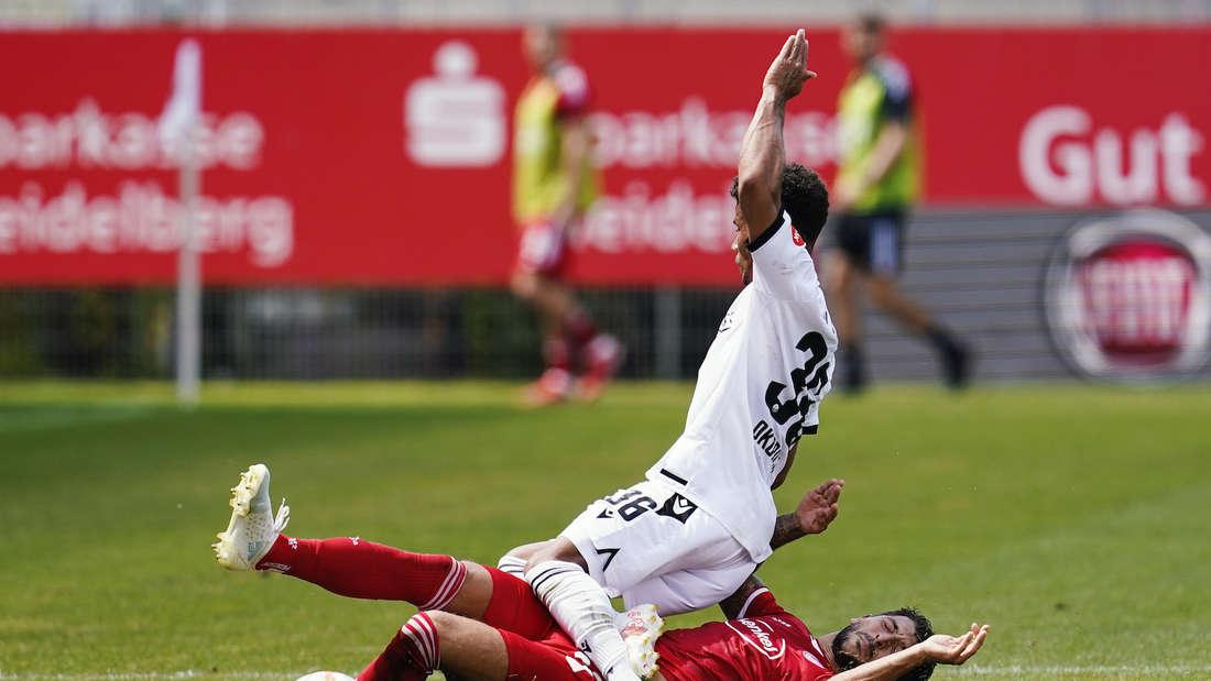 SV Sandhausen –Fortuna Düsseldorf
