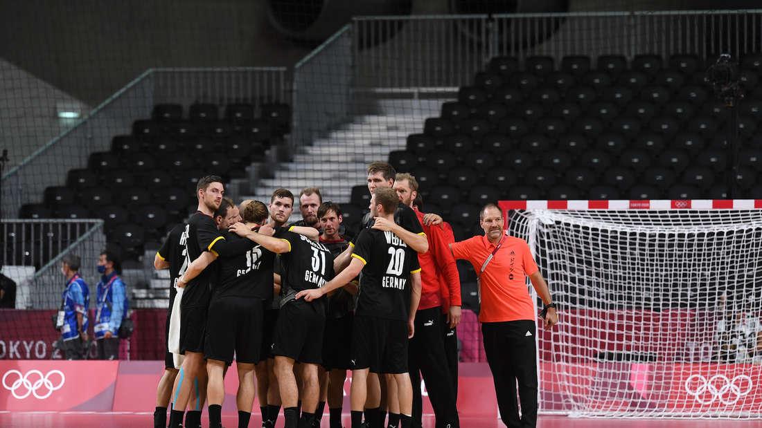 Handball bei Olympia: Deutschland trifft im zweiten Spiel auf Argentinien.